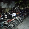 razia-balap-liar-polres-kediri-amankan-puluhan-sepeda-motor
