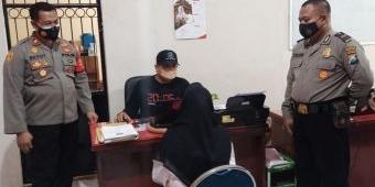 Polisi Tangkap Pembuang Bayi di Sidoarjo
