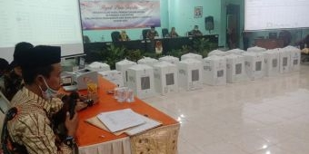 Rekapitulasi KPU, Gus Muhdlor-Subandi Menangi Pilbup Sidoarjo, Saksi BHS-Taufiq Tolak TTD BA