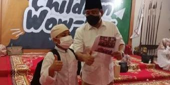 Hari Asyura, Gerindra Jatim Hibur Anak Yatim lewat Children Wow Day