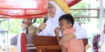 Gubernur Khofifah Resmikan Bangunan SD di Donggala untuk Korban Gempa dan Tsunami 2018
