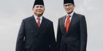Survei Kinerja Menteri: Prabowo dan Sandi Teratas, Disusul Risma