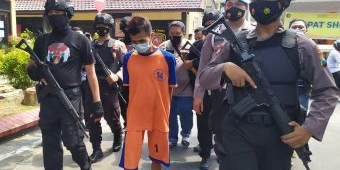 Bobol Sekolah, Penjual Cilok di Jombang Diringkus Polisi