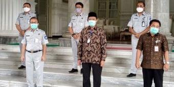 Pandemi Covid-19, Bupati Tuban: Shalat Tarawih Tidak Harus di Masjid