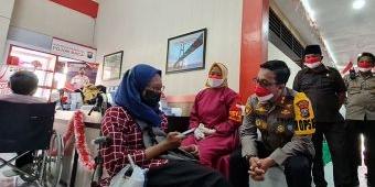 Polres Bangkalan Gelar Vaksinasi Merdeka Semeru untuk Difabel