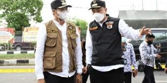 Posko Penyekatan di Surabaya Sifatnya Membantu Pemkab Bangkalan