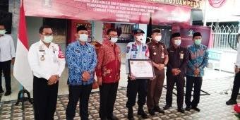 Lapas Ngawi Gelar Ikrar Menuju WBK Disaksikan Anggota Komisi III DPR RI