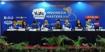 YUZU Indonesia Masters 2019 Digelar di Malang, Pasangan Fajri dan Della-Rizki Turun