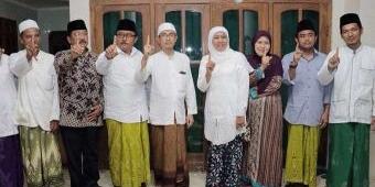 Kiai Bangkalan Pastikan Dukungan: Khofifah Pemimpin Amanah dan Pro Rakyat