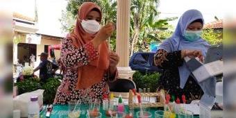 Pastikan Bebas Pestisida, DKPP Kabupaten Kediri Lakukan Rapid Test Produk Pangan Segar
