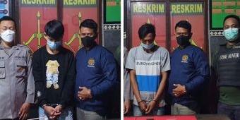 Dua Budak Sabu di Jombang Dicokok Polisi