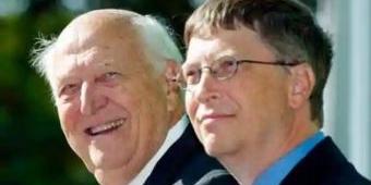 Ayah Bill Gates Meninggal di Usia 94 karena Alzheimer