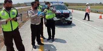Tiga Kendaraan Terlibat Kecelakaan Beruntun di Tol Jombang, 3 Orang Luka-Luka