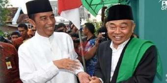 Sebut Mahfud MD, Kiai Asep Ingatkan Jokowi tentang Menterinya yang Baik dan Tidak Baik