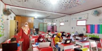 Pertama di Indonesia, Ribuan Guru dan Siswa Ikuti Uji Kompetensi Berbasis Literasi dan Numerasi