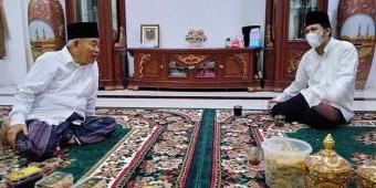 Sowan Kiai Asep Tengah Malam, Wagub Emil Tanya Kenapa Pondoknya Dinamakan Amanatul Ummah