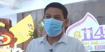 Hari Jadi Kota Kediri ke-1142 Digelar Secara Virtual, Sandiaga Uno Beri Kado Istimewa