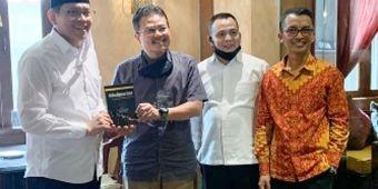 Intelektual Muda NU Launching Buku NU & Diplomasi Global, Peran Strategis KH Hasyim Muzadi