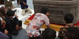 Peringati Hari Museum Nasional, Pemkot Kediri Ajak Remaja Baca Aksara Jawa Kuno
