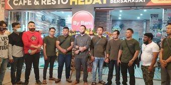 Bani Grup Launching Cafe & Resto Hebat, Bayar Rp15 ribu, Makan Sepuasnya