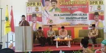 Partai Berkarya Gelar Silaturahmi Bersama Tokoh Ulama dan Korwil Tarbiyatul Qulub se-Madura