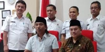 Fraksi NasDem DPRD Gresik Apresiasi Kinerja Kepala ATR/BPN dalam Penanganan PTSL