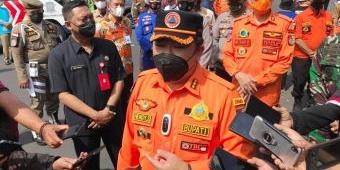 Waspadai Bencana Hidrometeorologi, Pemkab Jember Gelar Apel Pasukan Gabungan