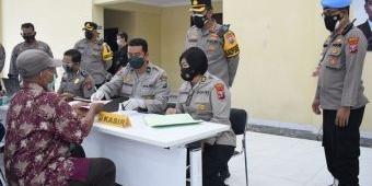 3.500 PKL dan Pemilik Warung di Sidoarjo Dapat Bantuan Tunai Rp1,2 Juta