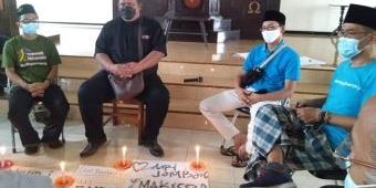 Tragedi Bom Makassar, Aktivis Lintas Agama Jombang Gelar Doa Bersama di GKJW