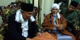 Dukung Kiai Asep Rais Am, Rais Syuriah PCNU Lombok Tengah: Beliau Mutiara Terpendam