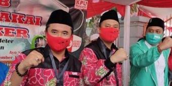 Dua Ketua PCNU: Jember dan Kencong, Dampingi Abdussalam-Ifan Ariadna Daftar ke KPU