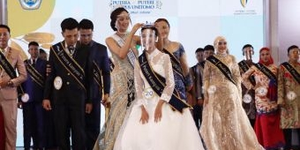 Kampus Unitomo Surabaya Gelar Pemilihan Putra-Putri Kampus 2020
