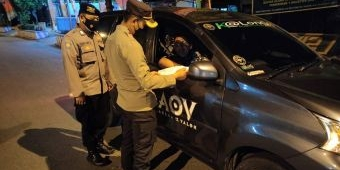 Dirapid Test di Pos Terpadu, Ratusan Kendaraan di Perbatasan dan Exit tol Ngawi Putar Balik