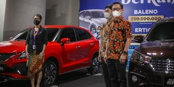 Penghapusan PPnBM Bangkitkan Market Suzuki