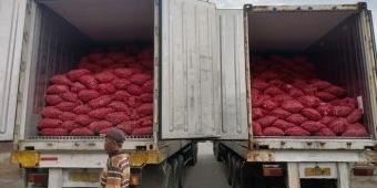 Bawang Merah Probolinggo Tembus Mancanegara, PT Cipta Makmur Sentausa Ekspor 55,2 Ton ke Thailand