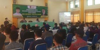 Cegah Persaingan Tidak Sehat, Nasim Khan Gandeng KPPU Gelar Sosialisasi Kemitraan UMKM di Situbondo
