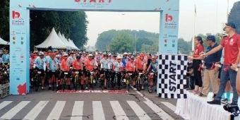 Cyclist Bromo KOM Challenge 2020, Gubernur Khofifah: Selamat Menikmati Indahnya Jatim