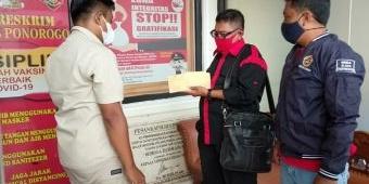 Buntut Pelaporan Bupati Ipong Soal Dugaan Pelanggaran PPKM Mikro, Ketua LSM 45 Dipanggil Polisi