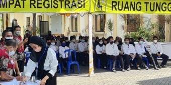 Hari Pertama Tes SKD CPNS Pemkab Bangkalan Diikuti 277 Peserta