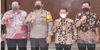 Penegakan Hukum Hadapi Wajib Pajak Nakal, DJP Perkuat Sinergi dengan Polda Jatim