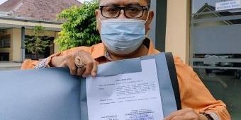 Polres Ponorogo Terima Laporan Dugaaan Pelanggaran Prokes Ipong Muchlissoni