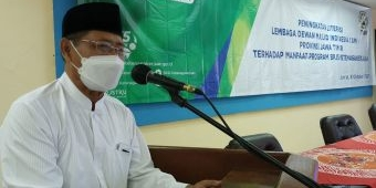 DMI Jatim Gandeng BPJS Ketenagakerjaan Gelar Sosialisasi Program kepada Ratusan Takmir Masjid