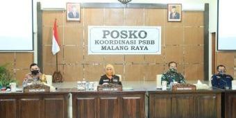 Gubernur Khofifah: PSBB Malang Raya Cukup Sekali, Saatnya Masuk Masa Transisi Menuju 'New Normal'