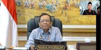 Halal Bihalal Online (HBO) Sahabat Mahfud Dihadiri Korwil dan Korda se-Indonesia