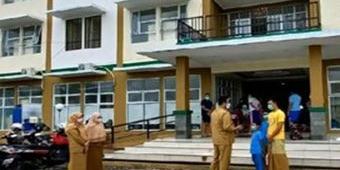 Rusunawa Penuh, Puskesmas Wonoasih Kota Probolinggo Jadi Rumah Karantina Pasien Covid-19