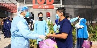 Dampak PPKM Level 4, Pasien Covid-19 di RS Lapangan Tembak Nihil