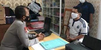 Curi Ratusan Tab, Pegawai Honorer di SMKN 5 Jember Diciduk Polisi