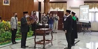 Masih Sengketa, PAW Pimpinan DPRD Tuban dari Partai Demokrat Jalan Terus
