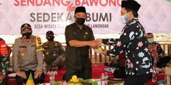 Resmikan Wisata Sendang Bawono, Bupati Fadeli Apresiasi Inovasi Pemdes Deketagung