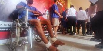 Obok-Obok Bojonegoro, Pencuri Motor Asal Jombang Didor Polisi